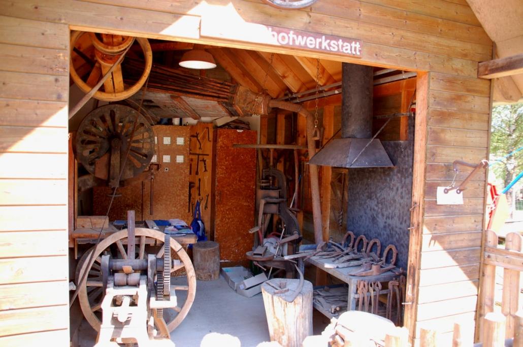 Lochmühle Bauernhofwerkstatt