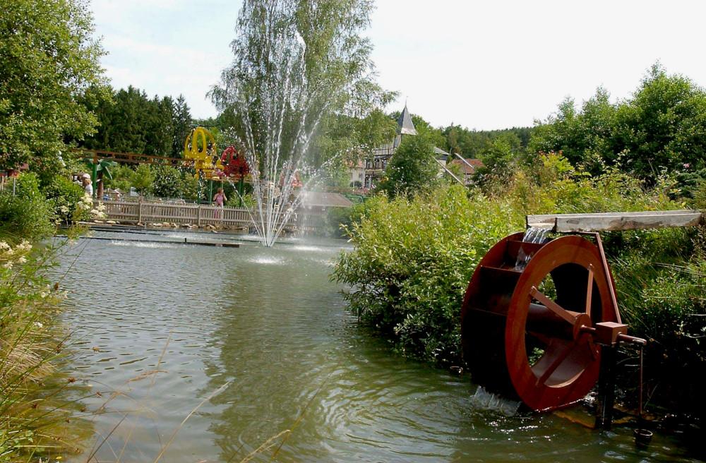 Lochmühle Teich