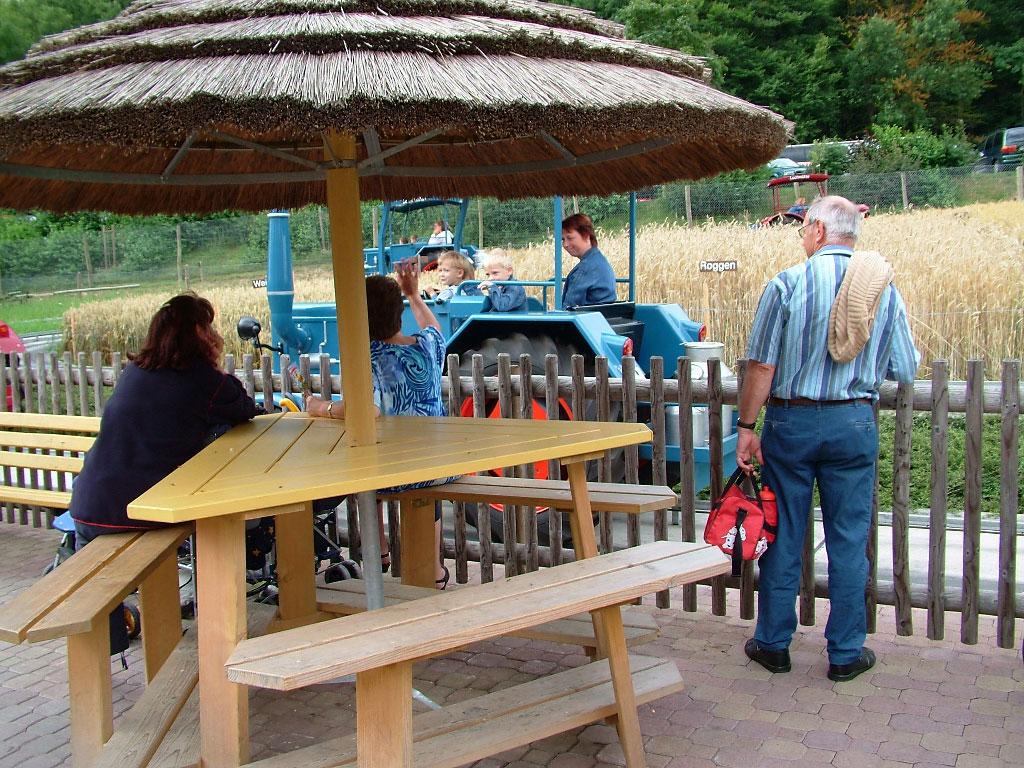 Lochmühle Picknickhütte