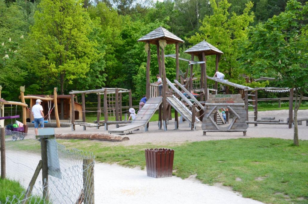 Lochmühle Spielplatz Baumwipfelpfad