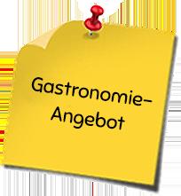 Lochmühle Gastronomieangebot